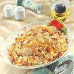 طريقة عمل الرز البخاري منال العالم