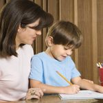 الاطفال فى الماتحانات