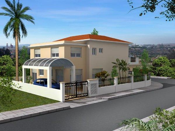 صورة اجمل منزل من والخارج و الداخل