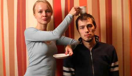 صور عقوبة ظلم الزوج لزوجته