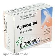 اعراض برشام agnucaston