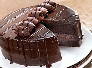 صورة مطبخ منال العالم طرطة بالشوكولاته و نستليه
