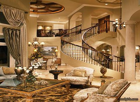 صورة اجمل البيوت من الداخل