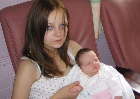 صور وضعت مولود منذ عام بعملية قيصرية واريد ان احمل مرة ثانية