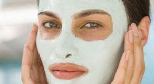 صورة ماسك البيض لتبييض الوجه