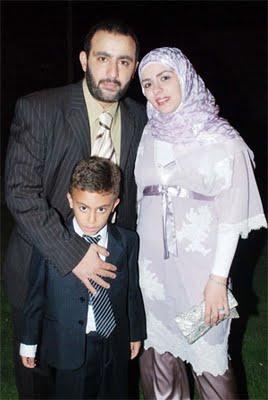 صور احمد السقا وزوجته
