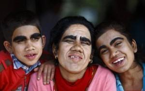 صور صور بنات مخيفات مضحكة