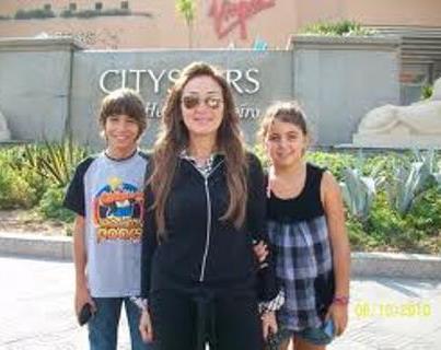 صور بنات ريهام سعيد