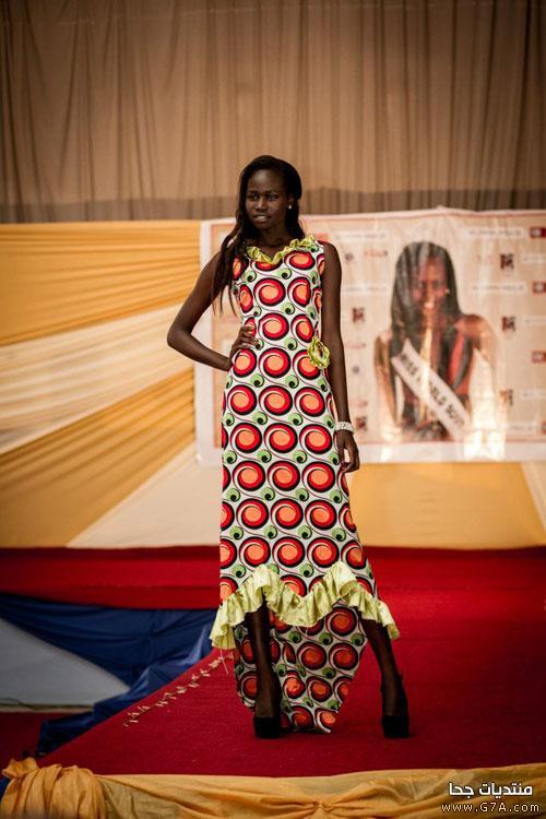 صور ملكة جمال السودان 2019