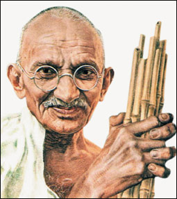 صور اقوال غاندي الماثورة والشهيرة
