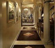 صور اروع الديكورات لمداخل البيوت