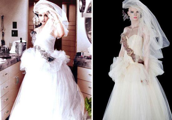 صور فساتين زفاف امريكية رائعة