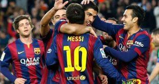 مباريات برشلونة القادمة