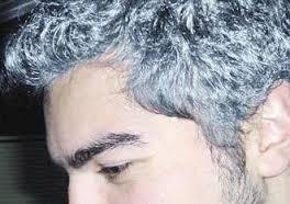 صور الشعر الشايب في المنام