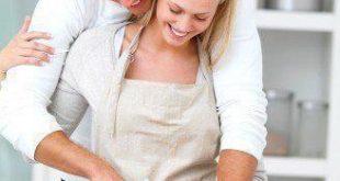 صور صور حب في المطبخ