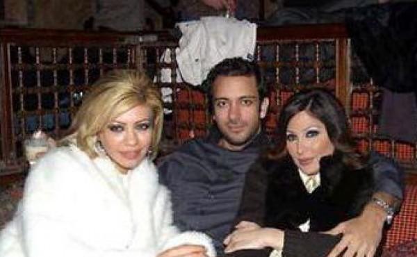 صورة زوج اليسا واولادها