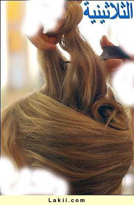 بالصور طريقة تسريح الشعر الطويل للمدارس 20160917 5215