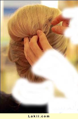 بالصور طريقة تسريح الشعر الطويل للمدارس 20160917 5217