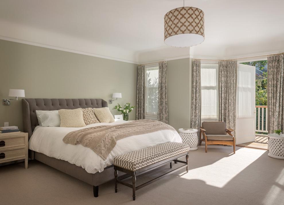 صور غرف نوم امريكيه كلاسيك