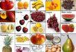 بالصور اسماء الفواكة الفاكهة بالانجليزي 20160918 1794 1 110x75