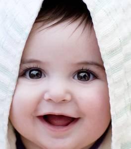 صور كيف لابتسامة طفل