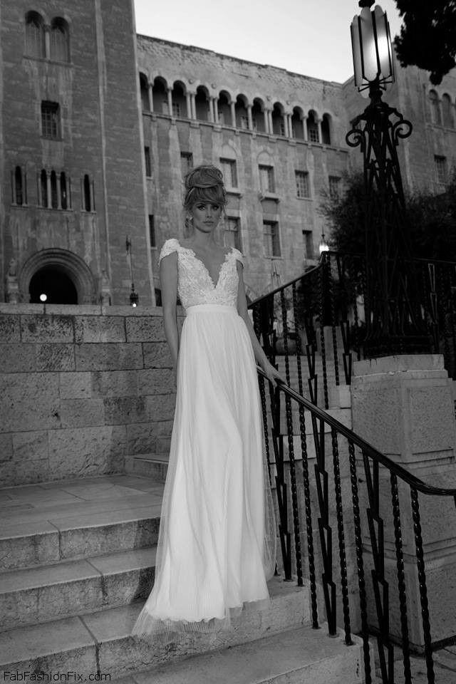 بالصور اجمل الفساتين البيضاء الطويلة 20160918 2324