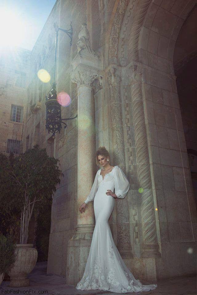 بالصور اجمل الفساتين البيضاء الطويلة 20160918 2326