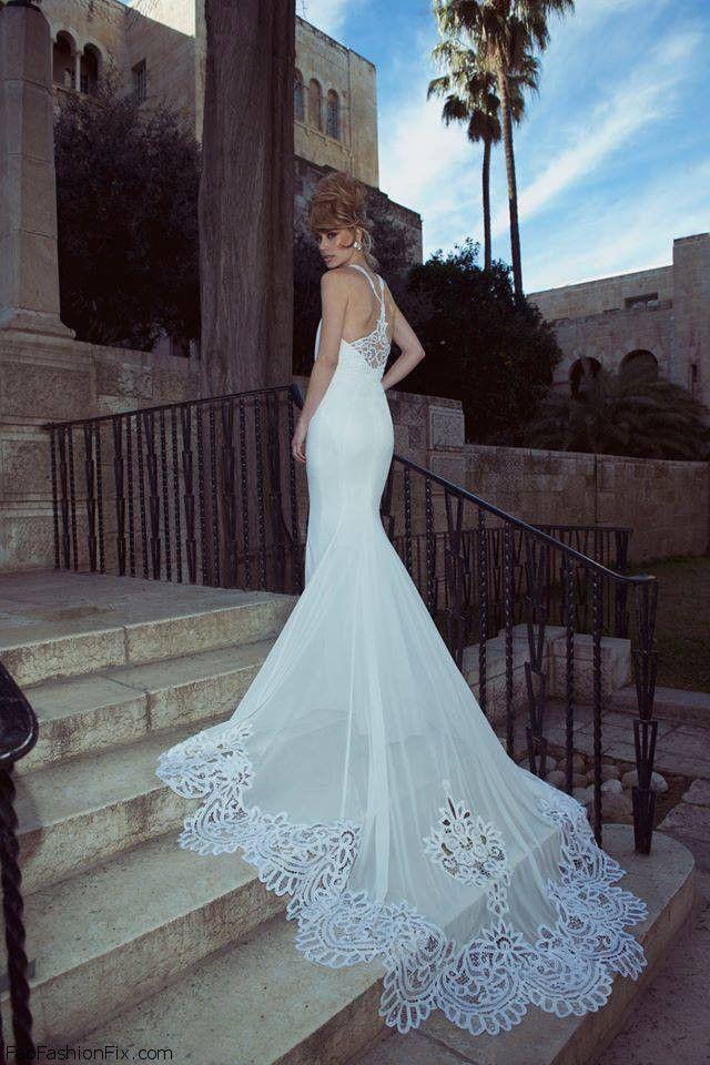 بالصور اجمل الفساتين البيضاء الطويلة 20160918 2327