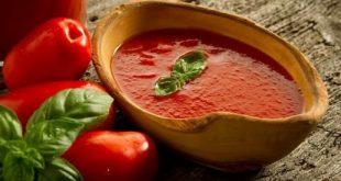 صور تحضير صلصة الطماطم