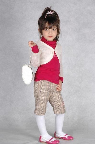 صورة كولكشن ملابس اطفال موضة 1214