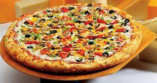تحضير البيتزا الايطالية