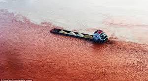 صور اين يوجد نهر احمر