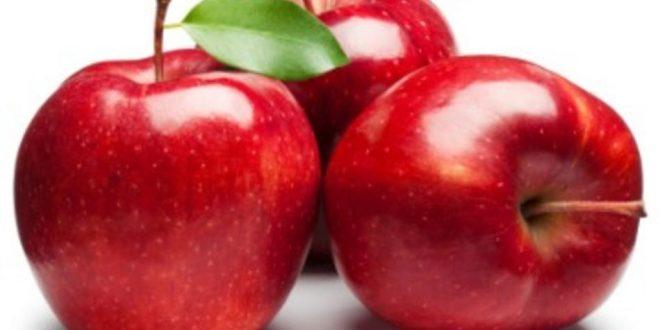 صور رؤية تفاح احمر في المنام