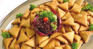 صور طريقة تحضير ماكولات رمضانية بالصور