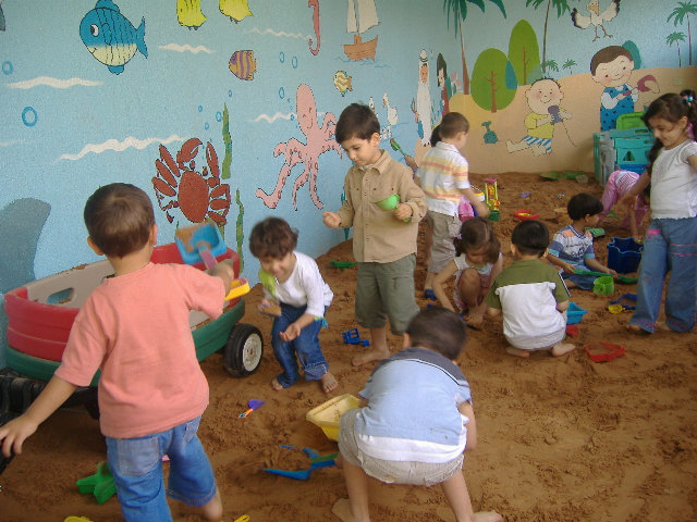 صور الخلط بين الاشكال الهندسية في رياض الاطفال