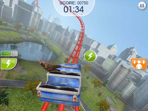 صور لعبة قطار الموت للايفون