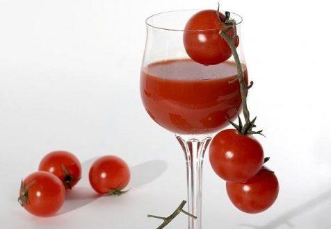 صور طريقة عمل عصير الطماطم للشرب