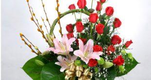 صور تنسيق زهور بالصور