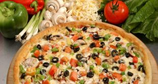 البيتزا الشرقى