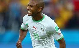 صور الابراهيمي لاعب الجزائر