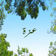 بالصور صور مكتوب عليها اسم عزة 20160919 1815