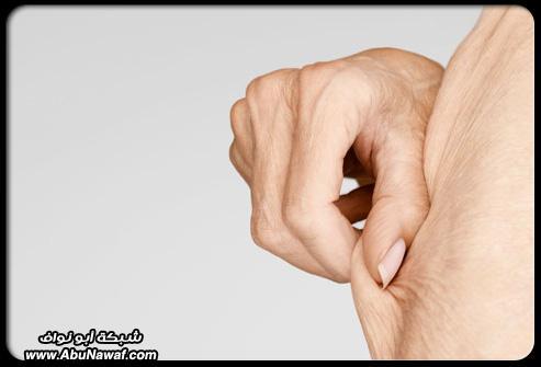 صور كيف يكون جلد الانسان خشن
