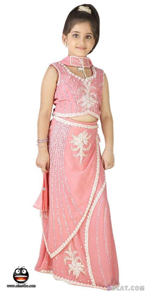 بالصور فساتين هندية للبنات 20160919 1824