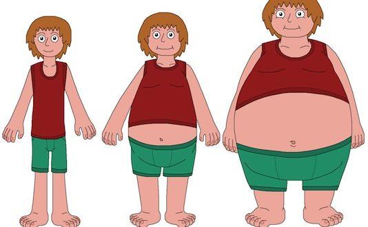 صور فقدان الوزن في 10 ايام