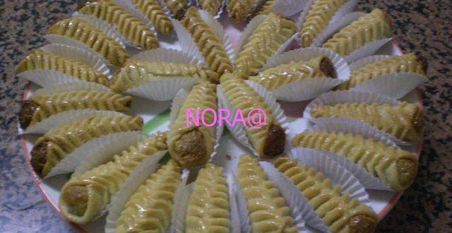 صور الحلويات المغربية بالصور والطريقة