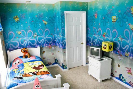 بالصور اصباغ غرف نوم اطفال 20160919 2257