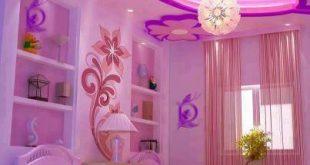 اللون الروز لغرف الاطفال ديكورات غرف اطفال روز