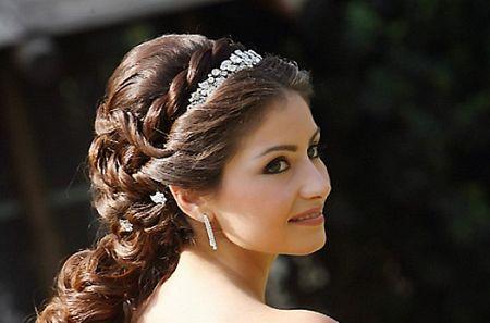 بالصور احدث تسريحات الشعر للعرائس 20160919 2463