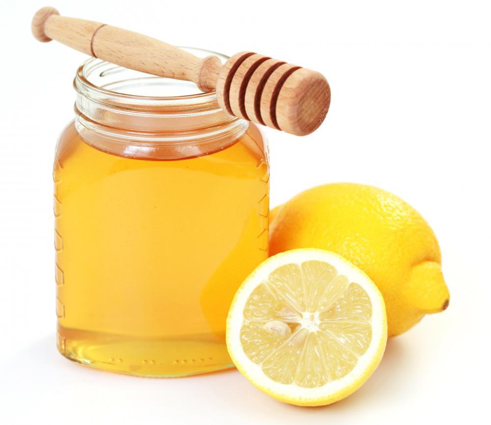 صور عسل بالليمون