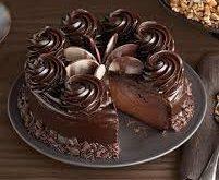صور كيكة الشوكولاته الاسفنجية